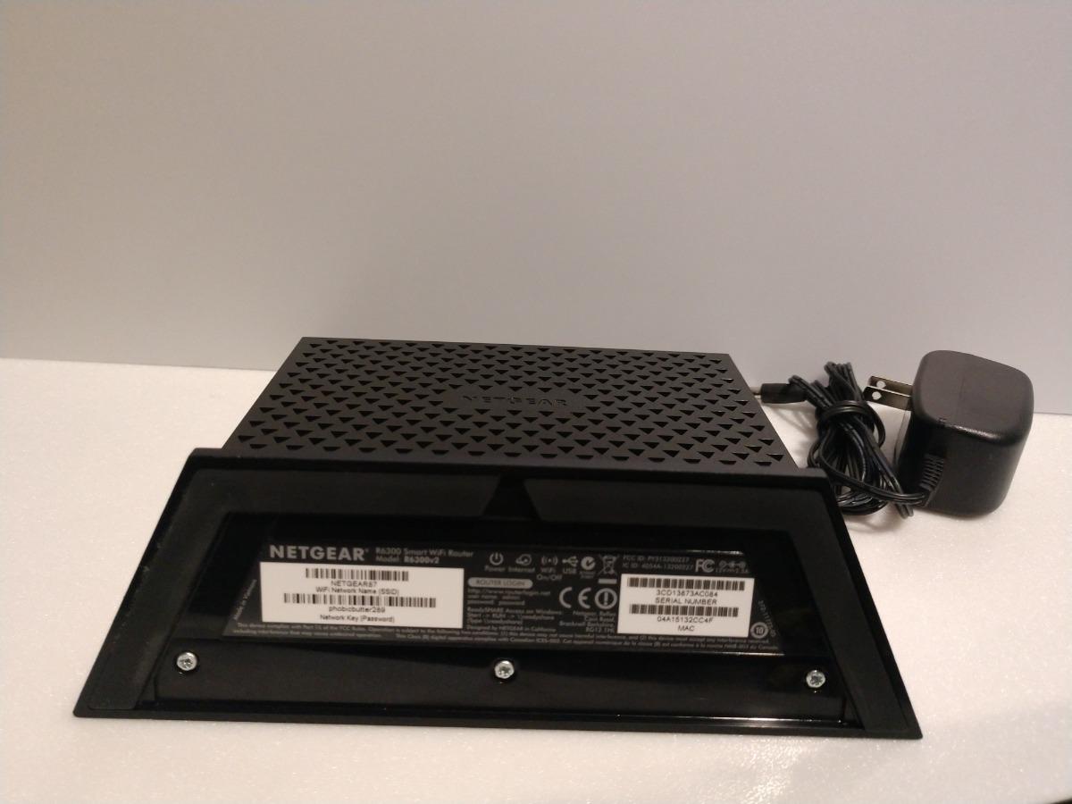 Router Netgear R6300 V2 Dual Band Usb 3 0 - $ 850 00