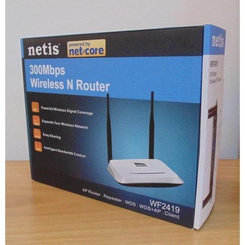 router netis 300mb n