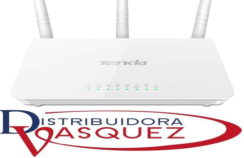 router profesional tenda 300mbps 3 antenas cloud wifi 300