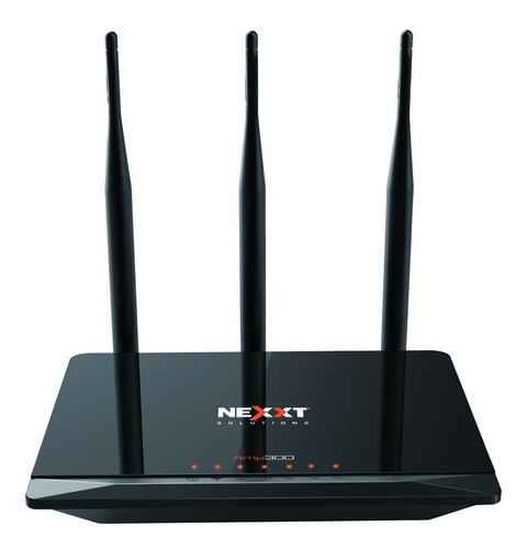 router rompemuros nexxt amp 300 (60067)