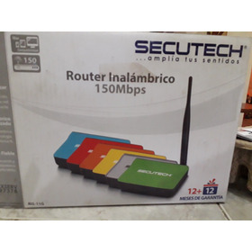 Router Secutech 150mbps