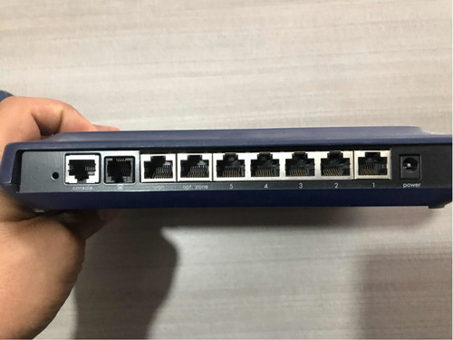 router sonicwall  tz 170 sp 10 node