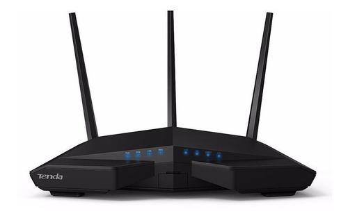 router streaming doble banda ac1900 tenda ac18 5105