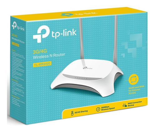 router tl-mr3420 3g/4g wireless n icb technologies alajuela