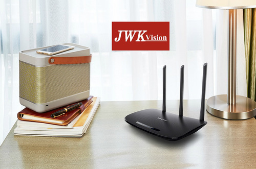 router tp-link 450mbps wireless n tl-wr940n 3 antena jwk