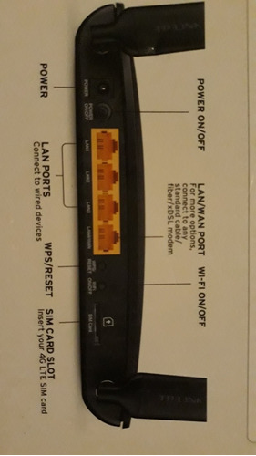 router tp-link 4g-lte