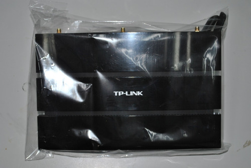 router  tp-link archer c7 ac1750 dual band gigabit 6 antenas