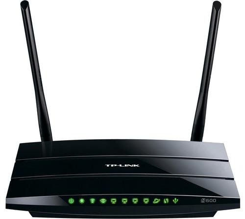 router tp-link inalámbrico de banda dual n600 tl-wdr3500