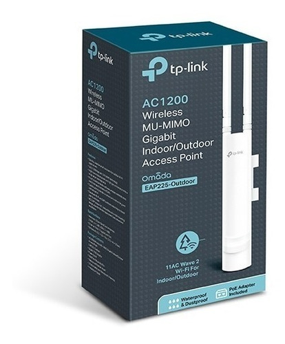 router tp link outdoor eap 225 ac1200 dual band ap poe royal