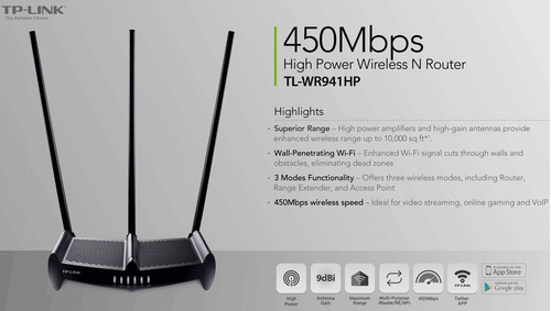 router tp-link red