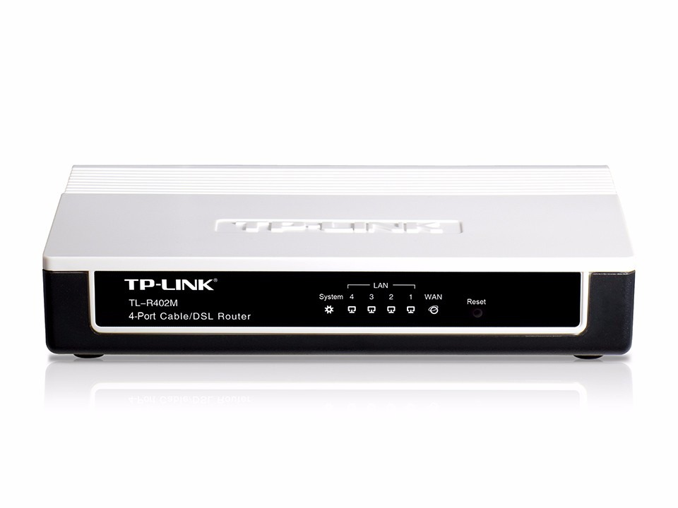 TP-Link TL-R402M v2 Router Drivers Download