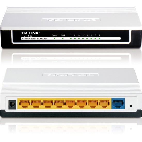 New Drivers: TP-Link TL-R860 V4 Router