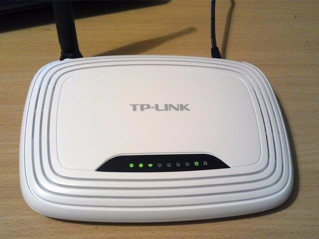 TP-LINK TL-WR740N Router 64 BIT