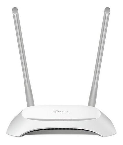 router tp-link tl-wr850n 300mbps dos antenas