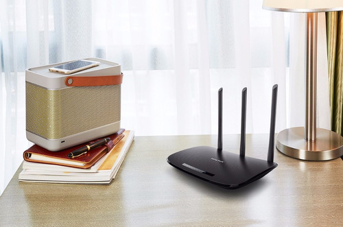 router tp-link tl-wr940n wr940 n wifi 450mbps 3 antenas