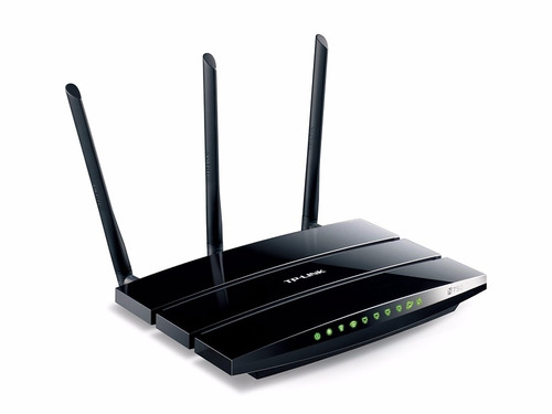 router tp-link tl-wrd4300 750 n 3 antenas