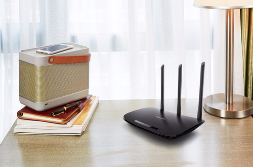 router tp-link wr 940n 3 antenas 450 mbps inalambrico wiffi