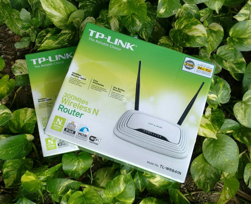 router tp-link wr841n 300mbps. aprovecha!