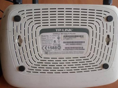 router tplink 2 antenas