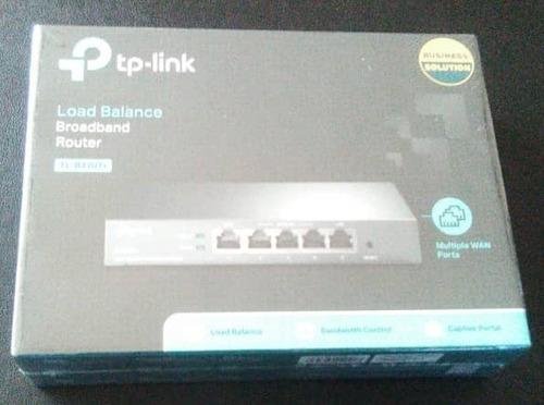 router tplink balanceador de carga multiple internet tienda