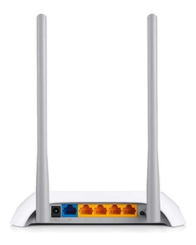 router tplink wifi 2 antenas tl-wr840n 300mbps