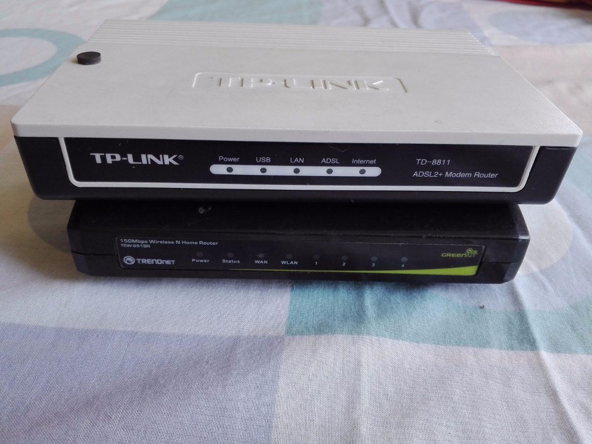 TP-Link TD-8811 v4 Router Driver for Mac
