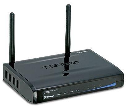 router trendnet wireless