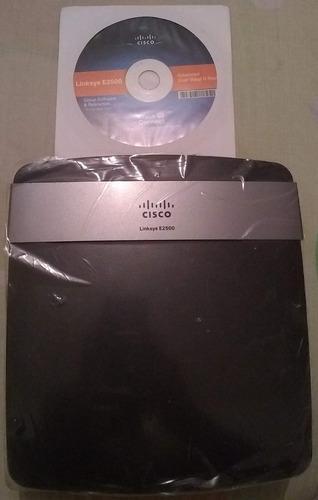 router wi-fi cisco e2500