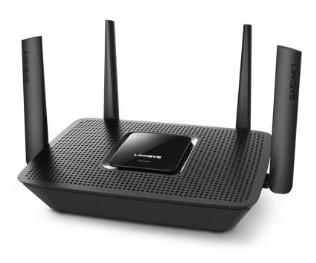 router wi-fi linksys ea8300 max-stream ac2200 icb techs