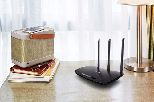 router wi-fi tp-link tl-wr940n norma n 450mbps 3 antenas