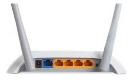 router wifi 2 ant. tp-link tl-wr840n