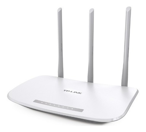 router wifi 3 antenas potente 300 mbps tp-link wr845n gtia