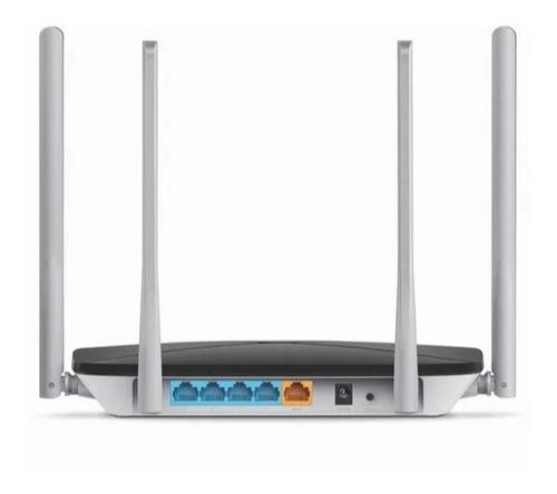 router wifi ac12 ac1200 doble banda mercusys 4 antenas  gs