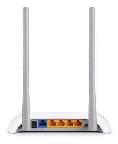 router wifi / ap / repetidor n 300mbps, tp-link tl-wr840n