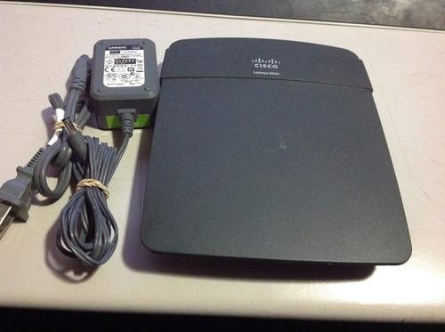 router wifi cisco linksys e900