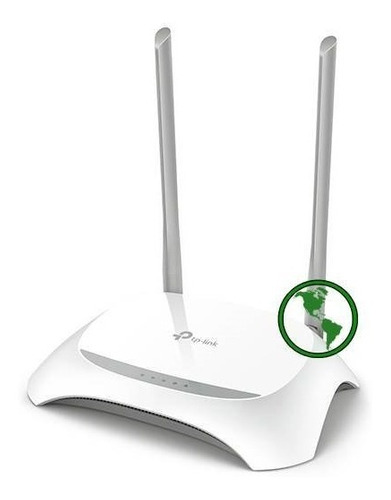 router wifi inalámbrico 300 mbps tp-link tl-wr850n ¡oferta!
