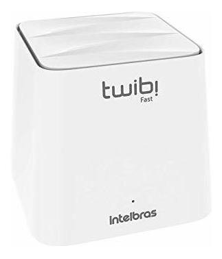 router wifi mesh ac1200 dual band kit 1 uni-twibi -intelbras