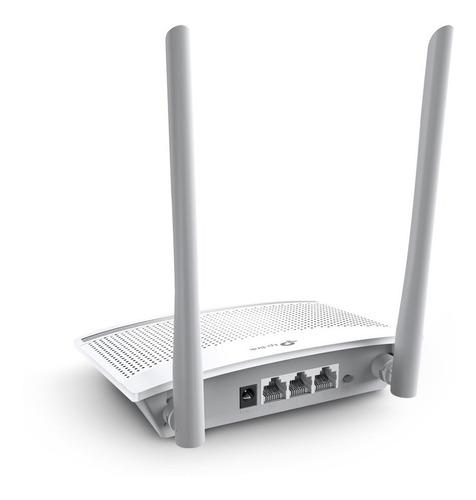 router wifi tp-link 2 antenas 300mbps wr820n con garantia