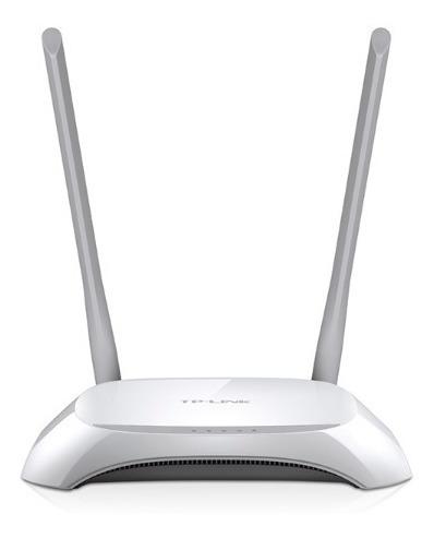 router wifi tp-link 2 antenas 300mbps wr840n garantia