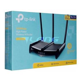 Router Wifi Tp Link Rompe Muro 941hp 450mb 9db Repetidor 941