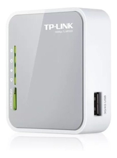TP-LINK ROUTER (TL-MR3020)