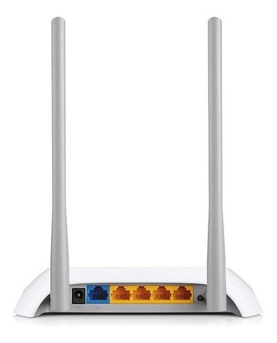 router wifi tp-link tl wr840n 300mbps 2 ant 840 n +cobertura