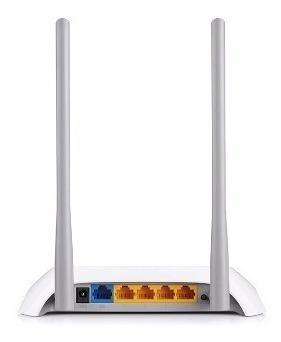 router wifi tp-link wr850n 300mbps sup a 840n envio gratis