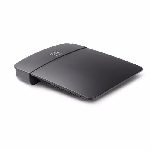 router wireless linksys e900-la 2.4ghz/300mbps