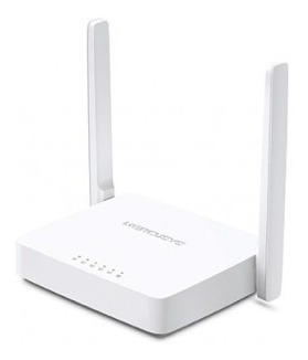 router wireless  mercusys 2 antenas 300mbps (mw302r)