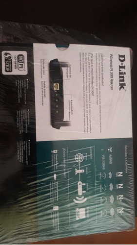 router wireless n 300 d-link