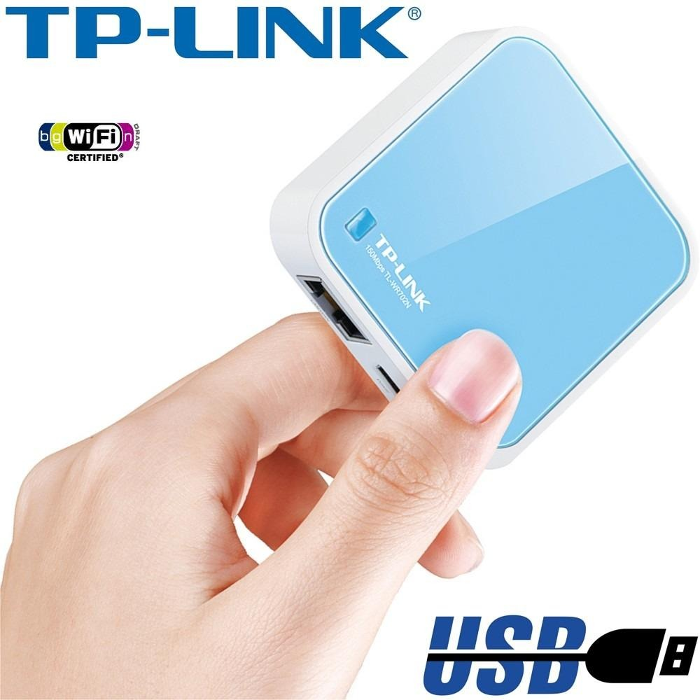 Router wireless n150 tp link tl wr702n repetidor wifi ap - Repetidor wifi tp link ...