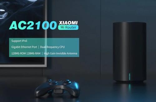 router xiaomi ac2100