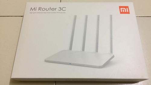 router xiaomy 3 ac dual banda
