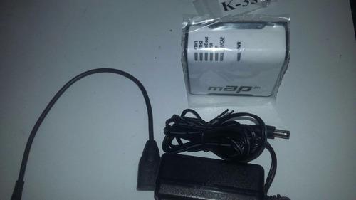 routerboard inalambrico micro 2 puertos mikrotik